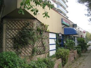 oude gevel restaurant