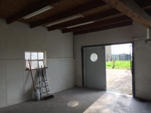 oude werkruimte