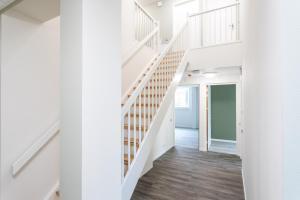 interieur nieuw trappenhuis